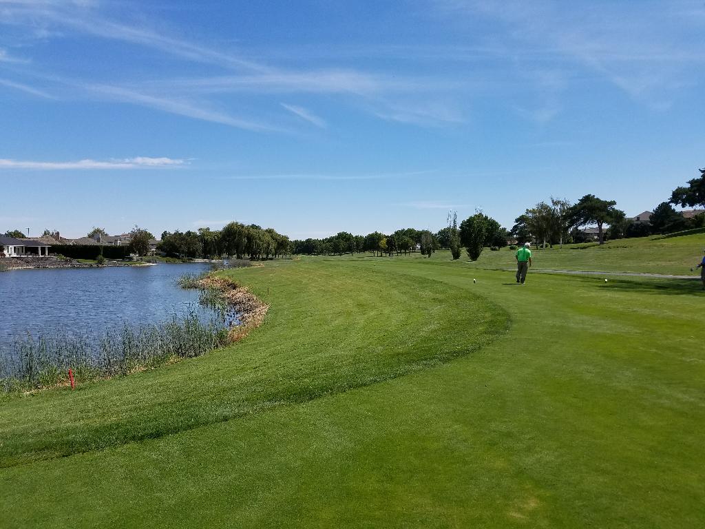 Canyon Lakes Golf Club - Kennewick, Wa, Amerikas Forenede Stater-8026