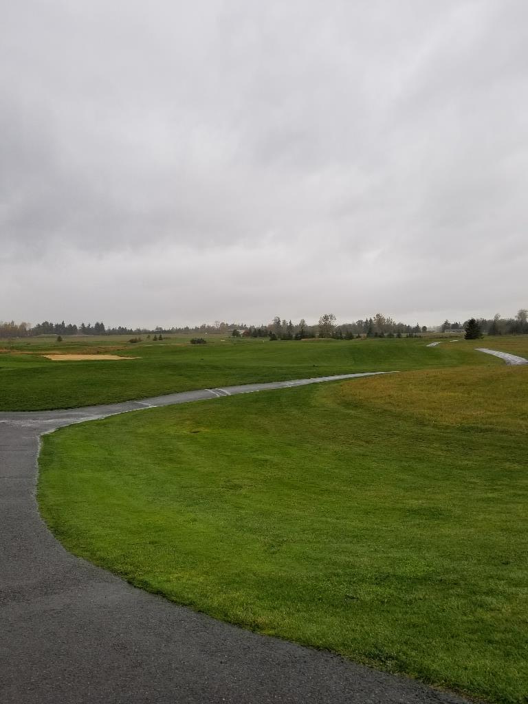 North Bellingham Golf Club - Bellingham, Wa, Amerikas Forenede Stater-9455