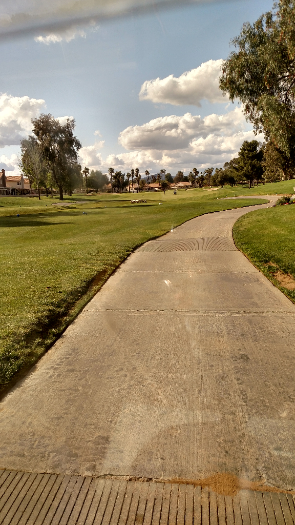 Sun Lakes Golf  Country Club - Banning, Ca, United States -8445