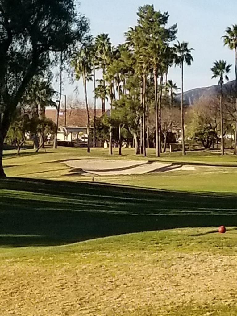 Sun Lakes Golf  Country Club - Banning, Ca, United States -7274