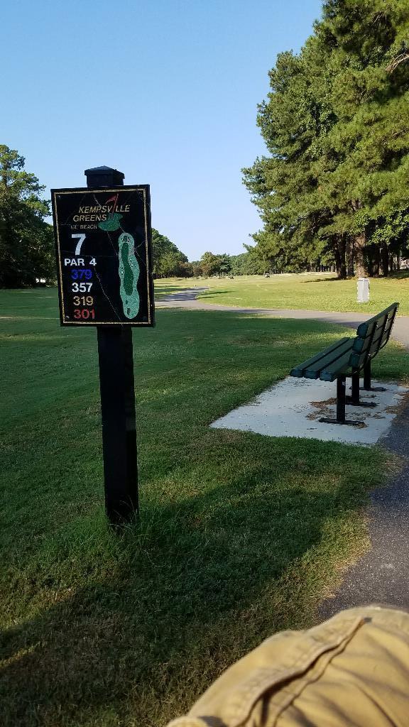 Kempsville Greens Golf Club Virginia Beach Va