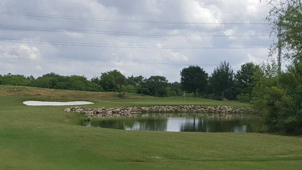 Hyatt Hill Country Golf Course Creeks San Antonio Tx