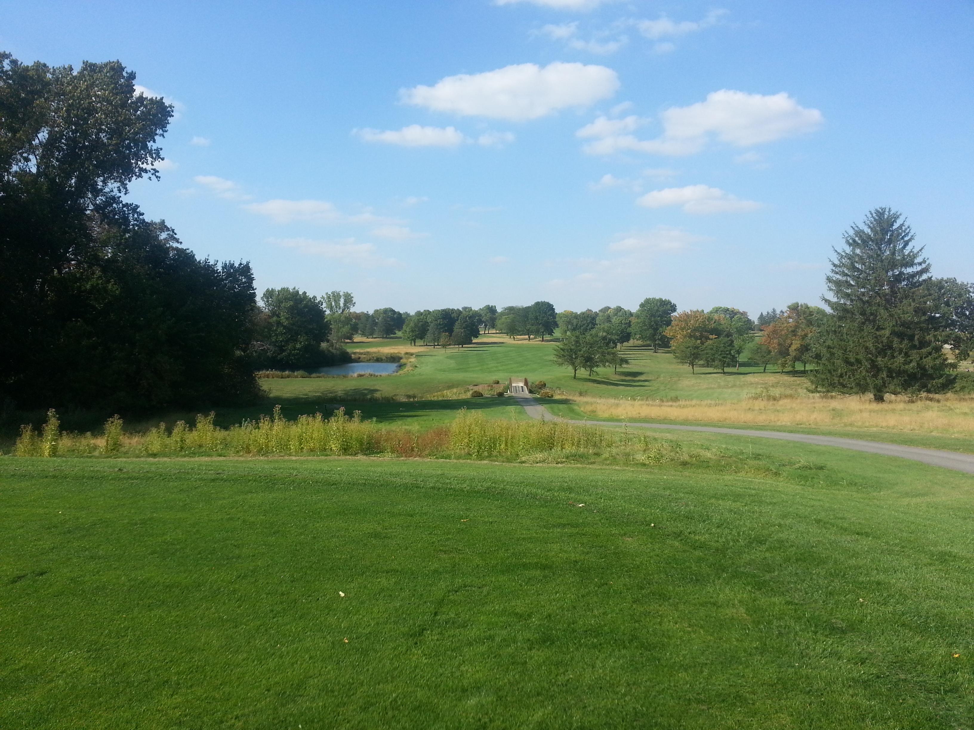 Donald k gardner memorial golf course marion ia for Gardner golf course