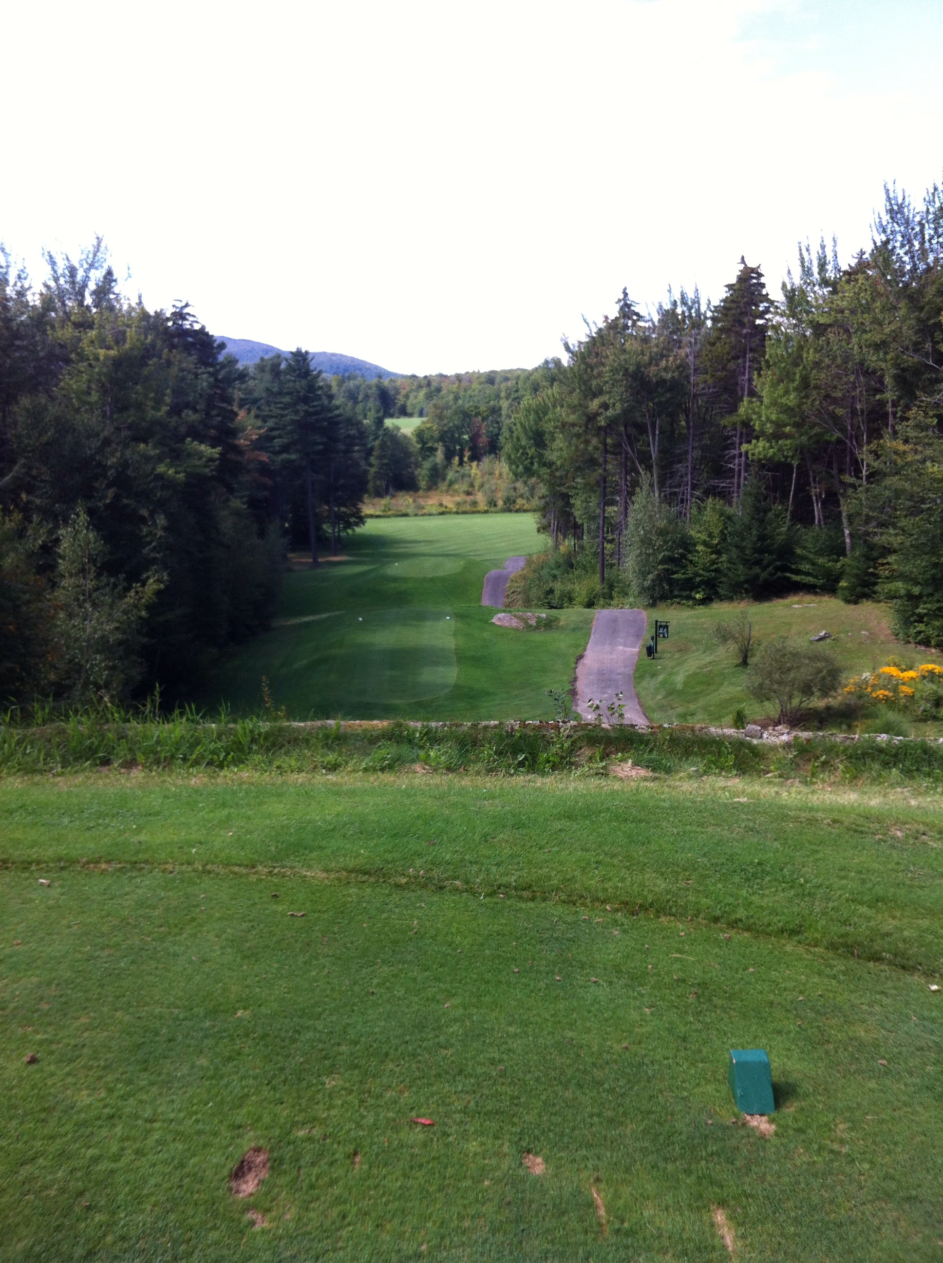 Golf Course Clubhouse Interior Design Ideas: Tater Hill Golf Club, Windham, Vermont