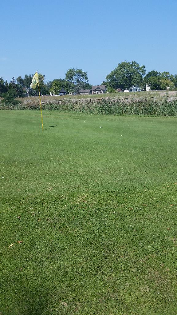 Garden City Golf Course The Dump St Catharines On