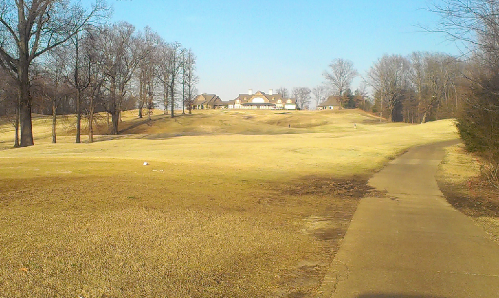 Cherokee Valley Golf Club - Olive Branch, MS, United ...