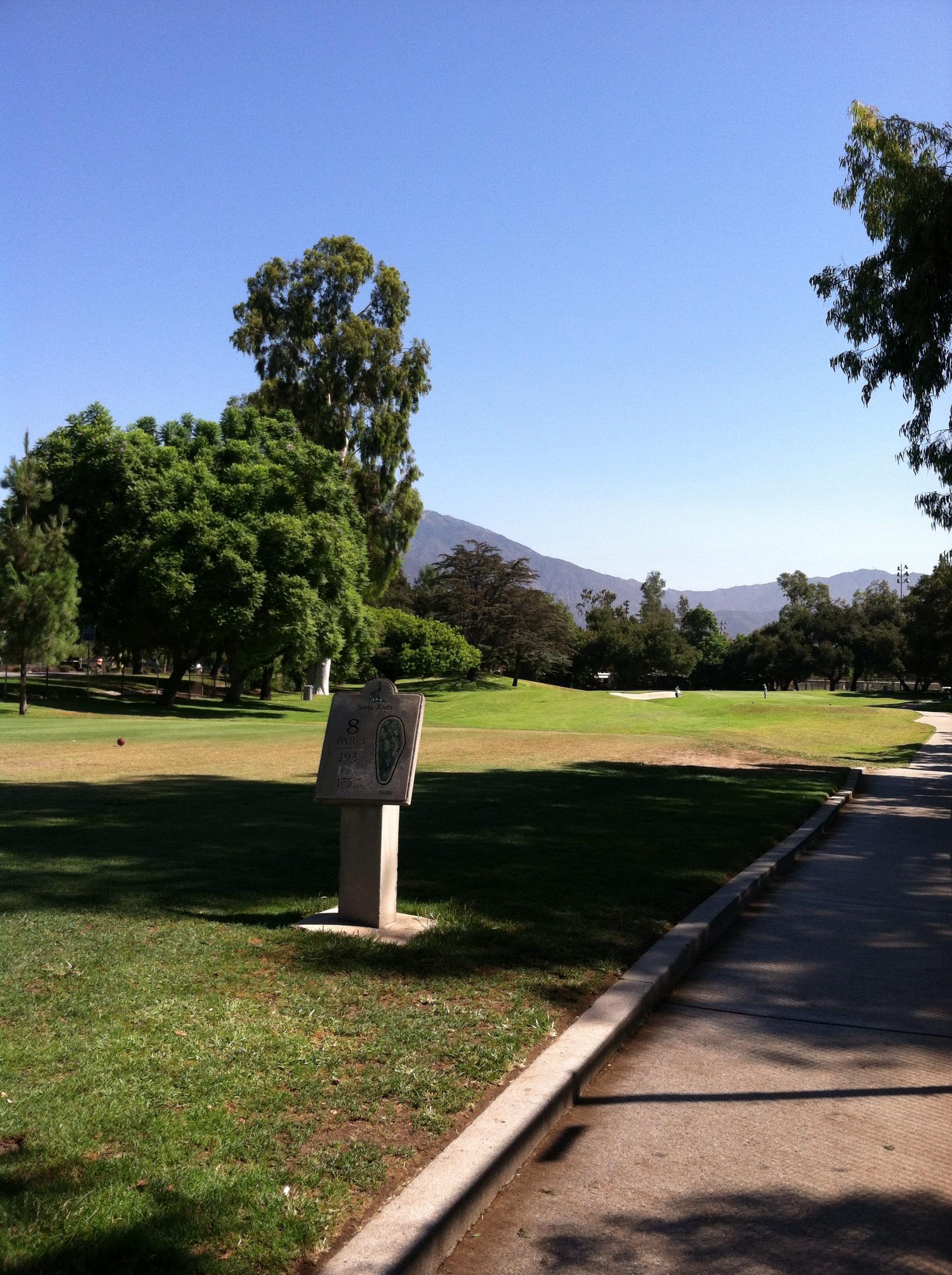 Santa Anita Golf Course Arcadia Ca United States