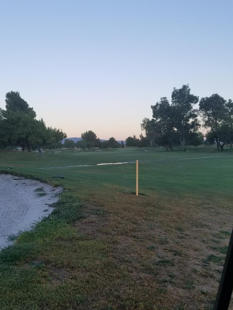 Las Positas Golf Club Regulation Course Livermore Ca