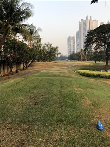 Golf Bandar Kemayoran Jakarta Central Jakarta Indonesia Swing