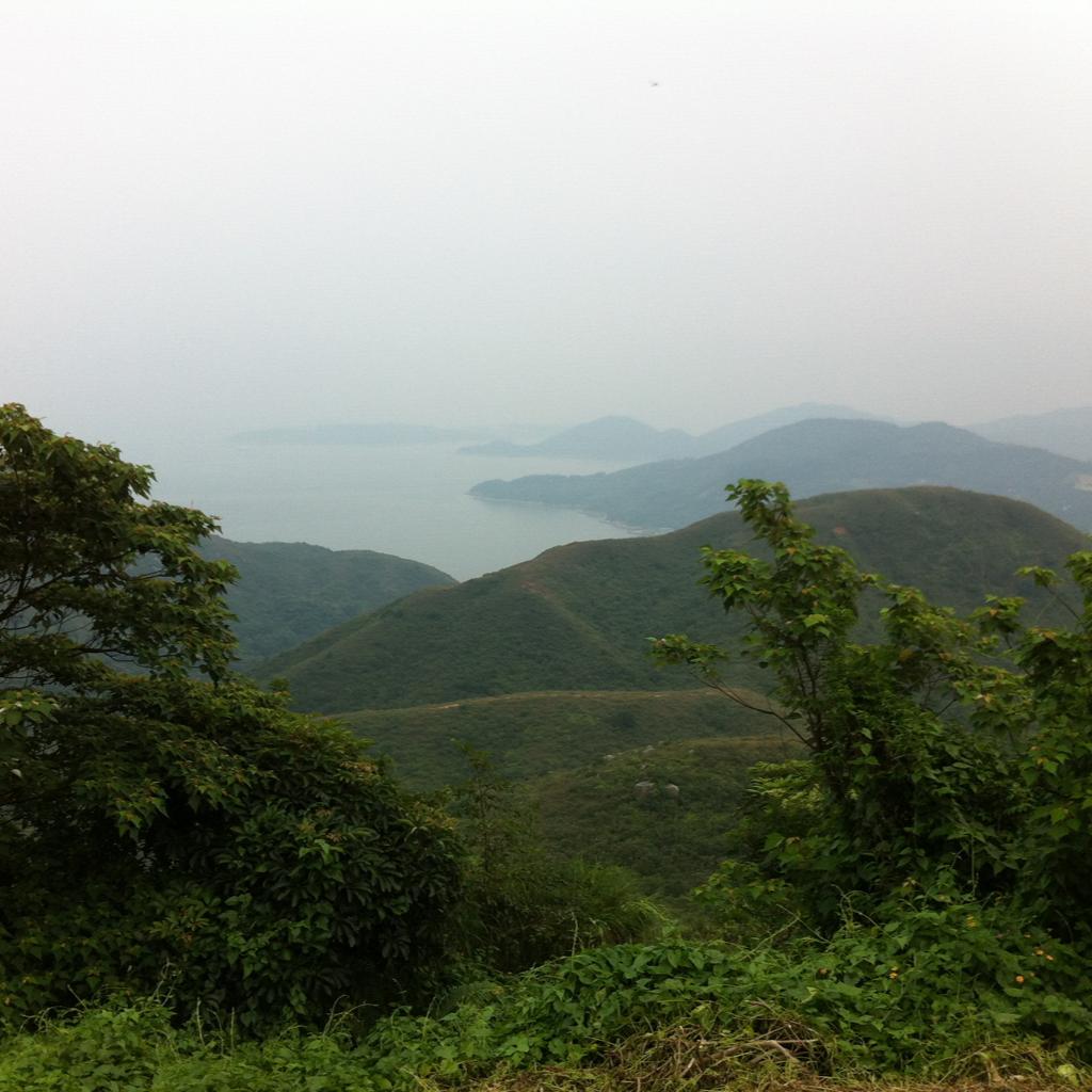 Valley Road Discovery Bay Lantau Island Hong Kong