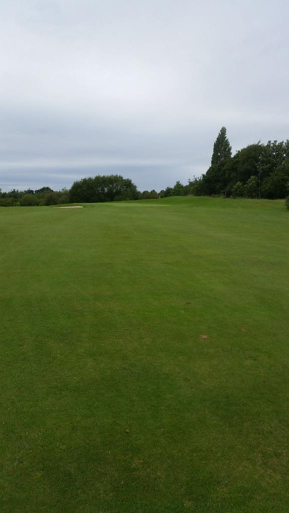 Mossock Hall Golf Club Bickerstaffe Lancashire United Kingdom